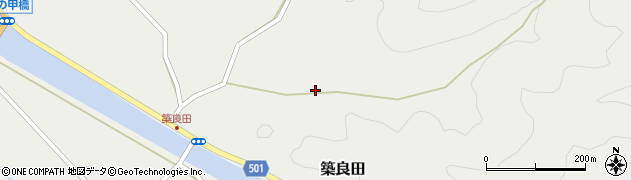 大分県佐伯市木立6244周辺の地図
