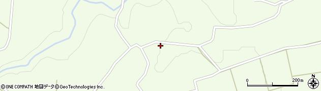 大分県竹田市荻町藤渡591周辺の地図