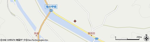大分県佐伯市木立6485周辺の地図