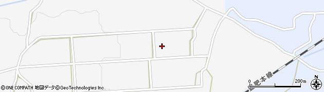 大分県竹田市荻町馬場275周辺の地図