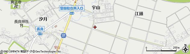 大分県佐伯市長良952周辺の地図
