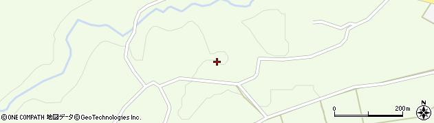 大分県竹田市荻町藤渡604周辺の地図