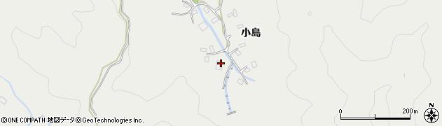 大分県佐伯市長良4511周辺の地図