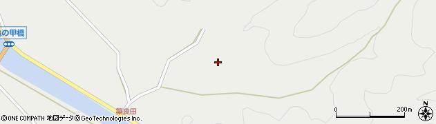 大分県佐伯市木立6207周辺の地図
