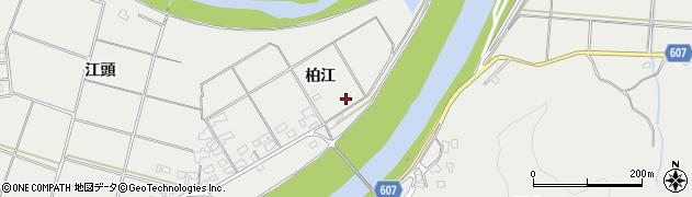 大分県佐伯市長良2176周辺の地図