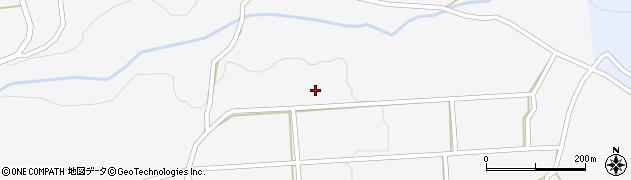 大分県竹田市荻町馬場161周辺の地図