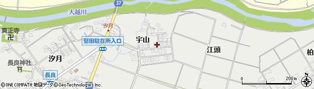 大分県佐伯市長良1260周辺の地図
