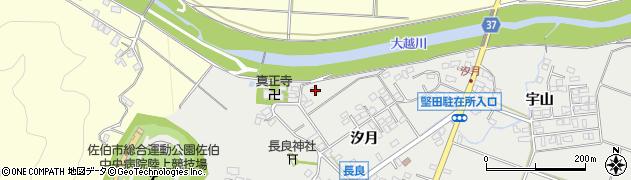 大分県佐伯市長良144周辺の地図