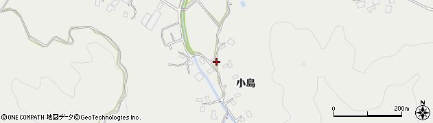 大分県佐伯市長良4567周辺の地図