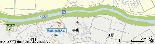 大分県佐伯市長良876周辺の地図