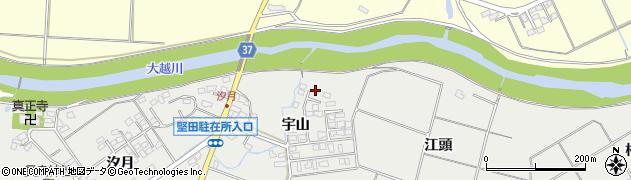 大分県佐伯市長良871周辺の地図