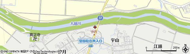 大分県佐伯市長良17周辺の地図