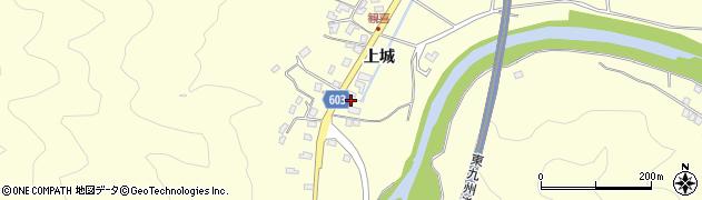 大分県佐伯市長谷6153周辺の地図