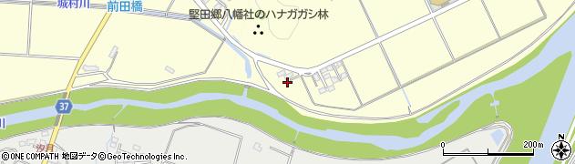 大分県佐伯市長谷9834周辺の地図