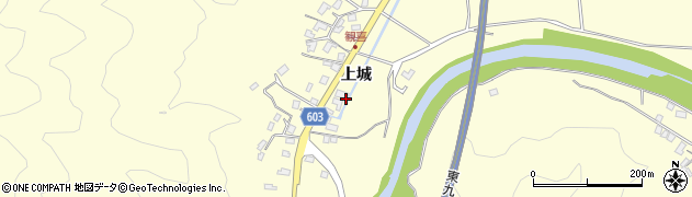 大分県佐伯市長谷6063周辺の地図