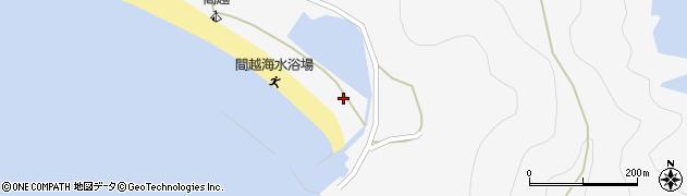 大分県佐伯市米水津大字浦代浦1759周辺の地図