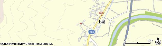 大分県佐伯市長谷6172周辺の地図