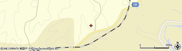 大分県竹田市君ケ園2436周辺の地図