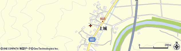 大分県佐伯市長谷6248周辺の地図