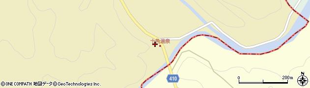 大分県竹田市入田1701周辺の地図