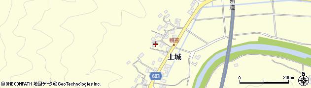 大分県佐伯市長谷6245周辺の地図