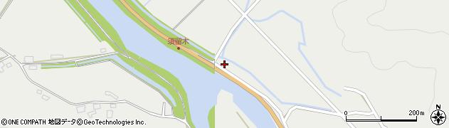 大分県佐伯市木立6596周辺の地図