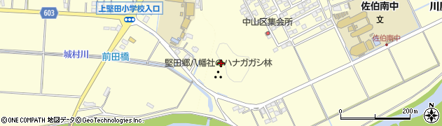 大分県佐伯市長谷9684周辺の地図