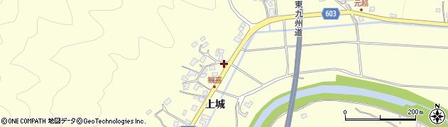 大分県佐伯市長谷6104周辺の地図