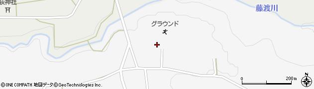 大分県竹田市荻町馬場1271周辺の地図