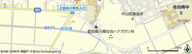 大分県佐伯市長谷7759周辺の地図