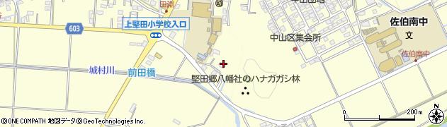 大分県佐伯市長谷9685周辺の地図