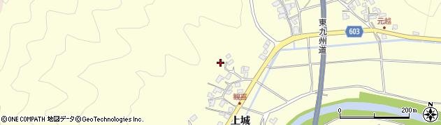 大分県佐伯市長谷6297周辺の地図