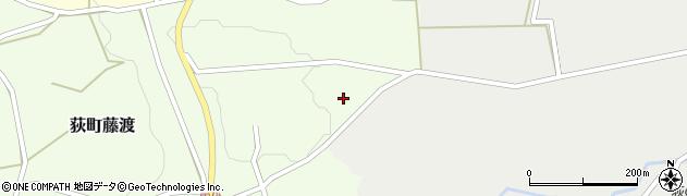 大分県竹田市荻町藤渡467周辺の地図