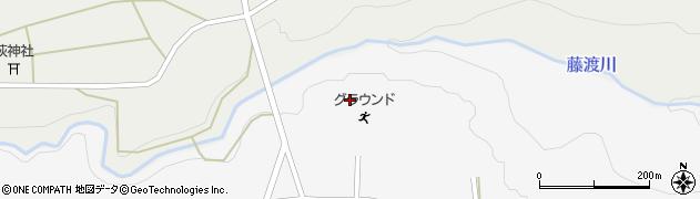 大分県竹田市荻町馬場1269周辺の地図