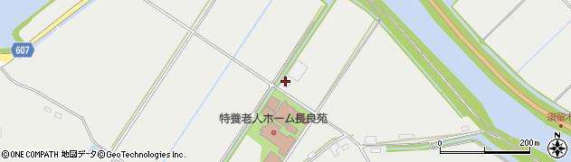 大分県佐伯市長良4953周辺の地図