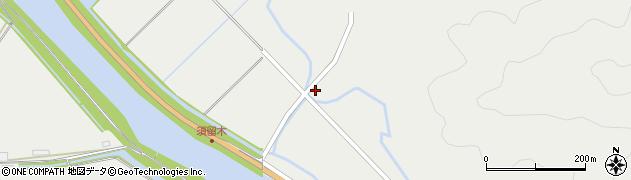 大分県佐伯市木立6624周辺の地図