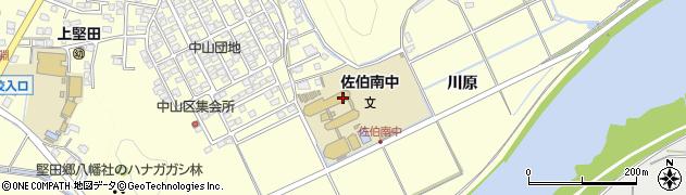 大分県佐伯市長谷9914周辺の地図
