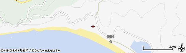 大分県佐伯市米水津大字浦代浦1721周辺の地図