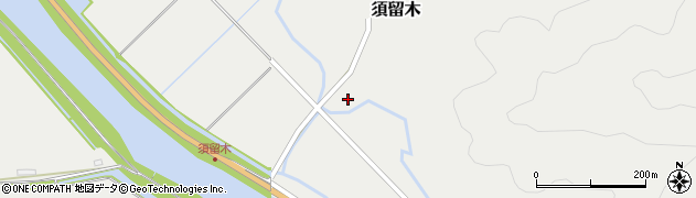 大分県佐伯市木立6623周辺の地図