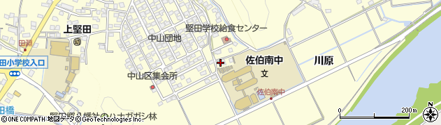 大分県佐伯市長谷10389周辺の地図