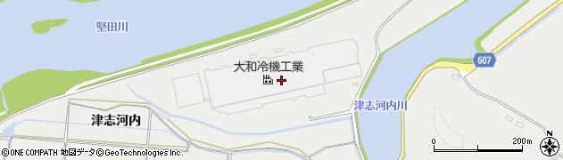 大分県佐伯市長良3325周辺の地図