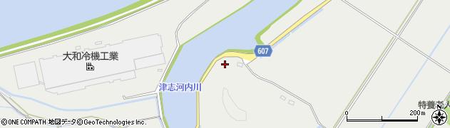 大分県佐伯市長良4211周辺の地図