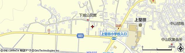 大分県佐伯市長谷7473周辺の地図