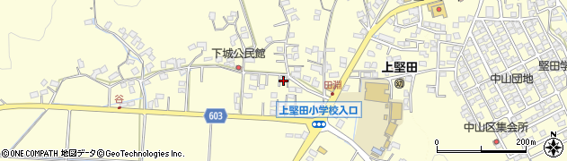 大分県佐伯市長谷7494周辺の地図