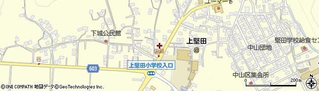 大分県佐伯市長谷9170周辺の地図