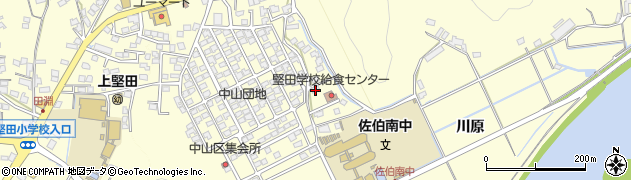 大分県佐伯市長谷10377周辺の地図