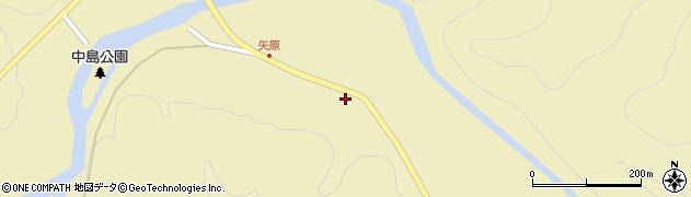 大分県竹田市入田1428周辺の地図