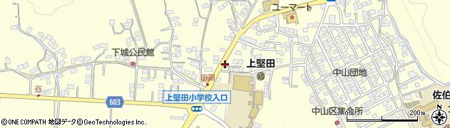 大分県佐伯市長谷9087周辺の地図