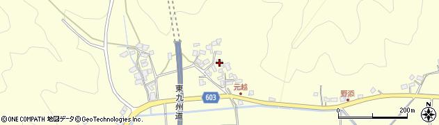 大分県佐伯市長谷6714周辺の地図