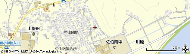 大分県佐伯市長谷10376周辺の地図